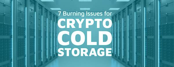 cryptocurrency cold storage