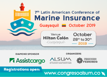the most important Conference of Marine Insurance in Latin America
